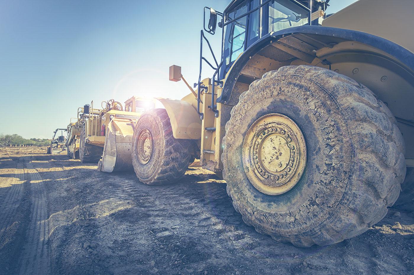 Construction & Plant Hire Insurance